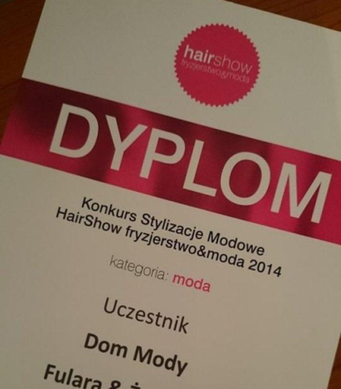 Stylizacje modowe HairShow