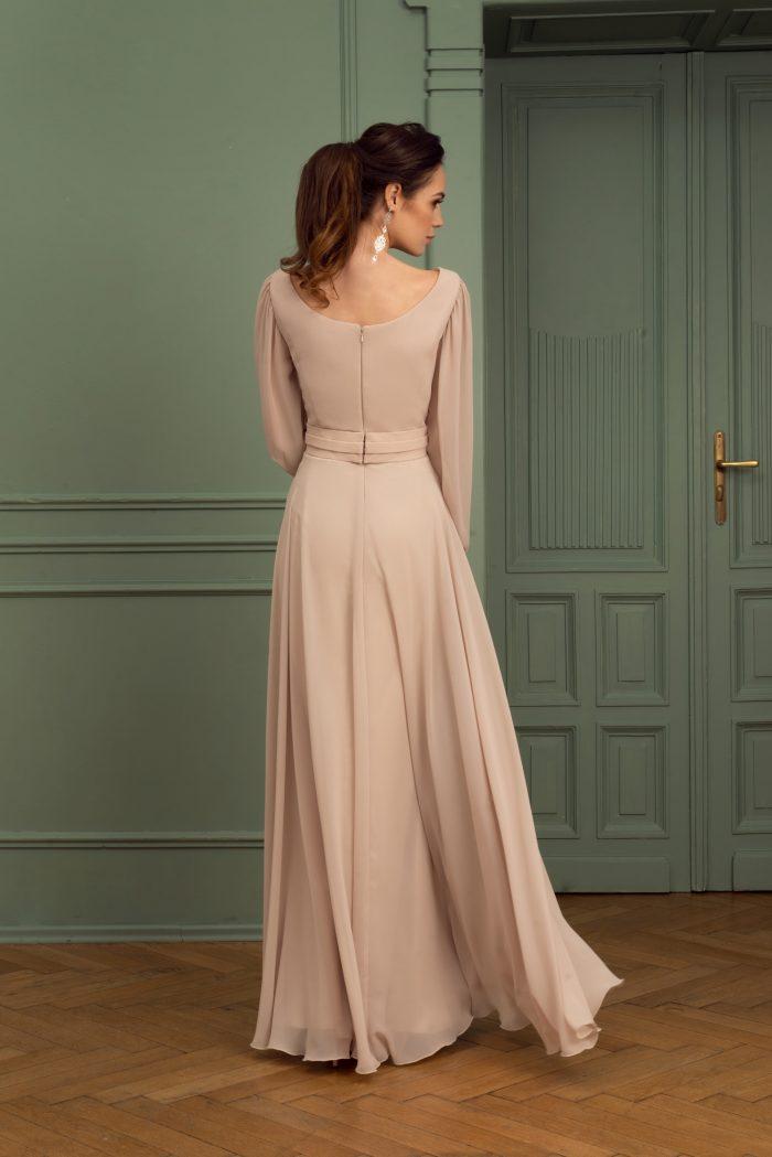 Suknia wieczorowa 2/2020 - Tył