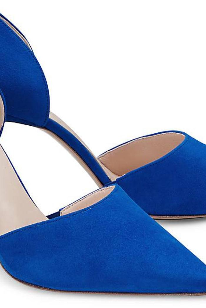 Hogl Blue - Buty Ślubne