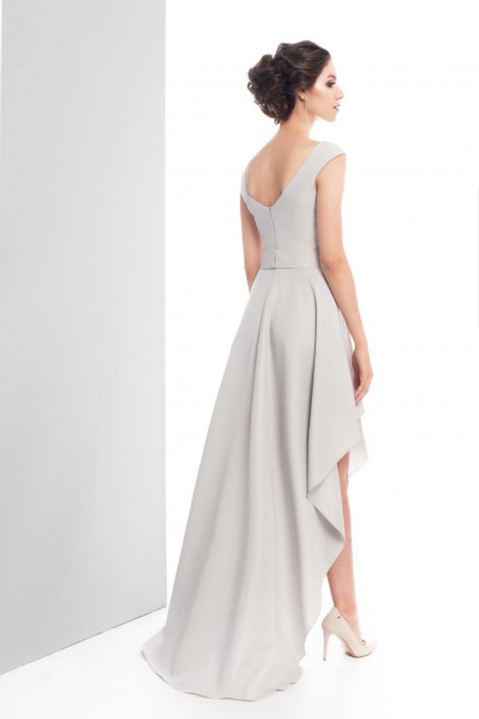 Sukienka weselna 35/2019 - Tył