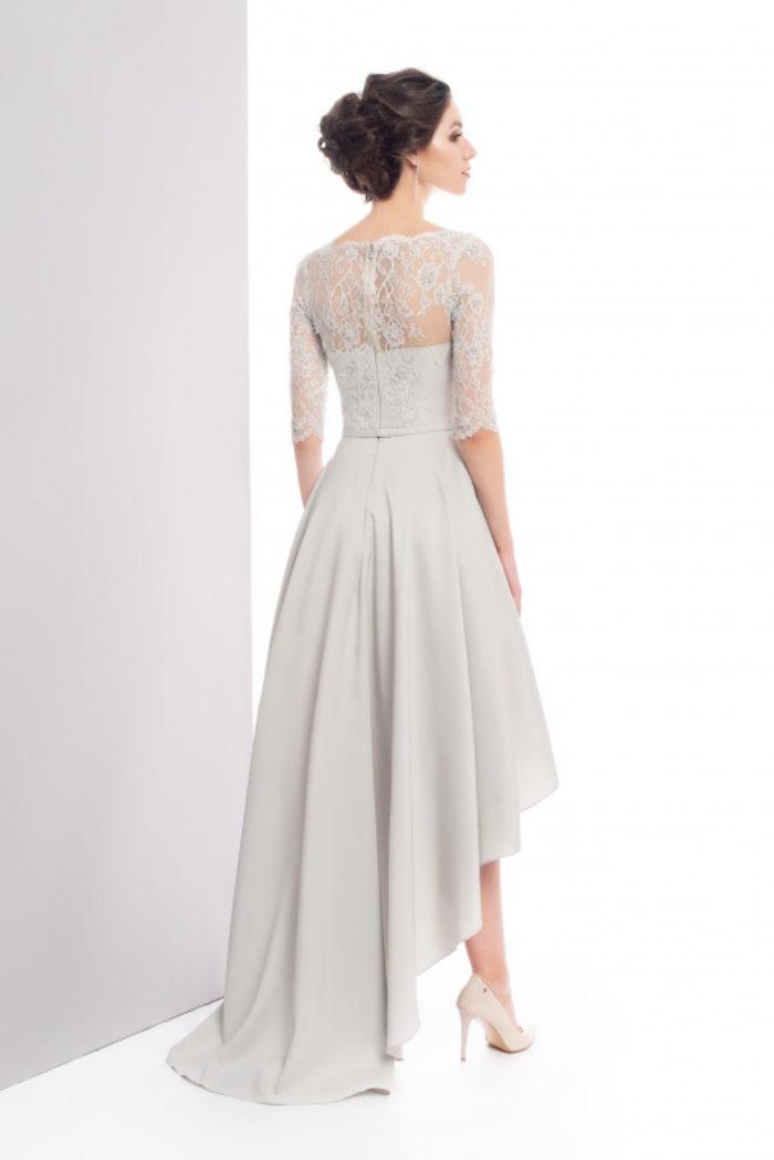 Sukienka weselna 37/2019 - Tył