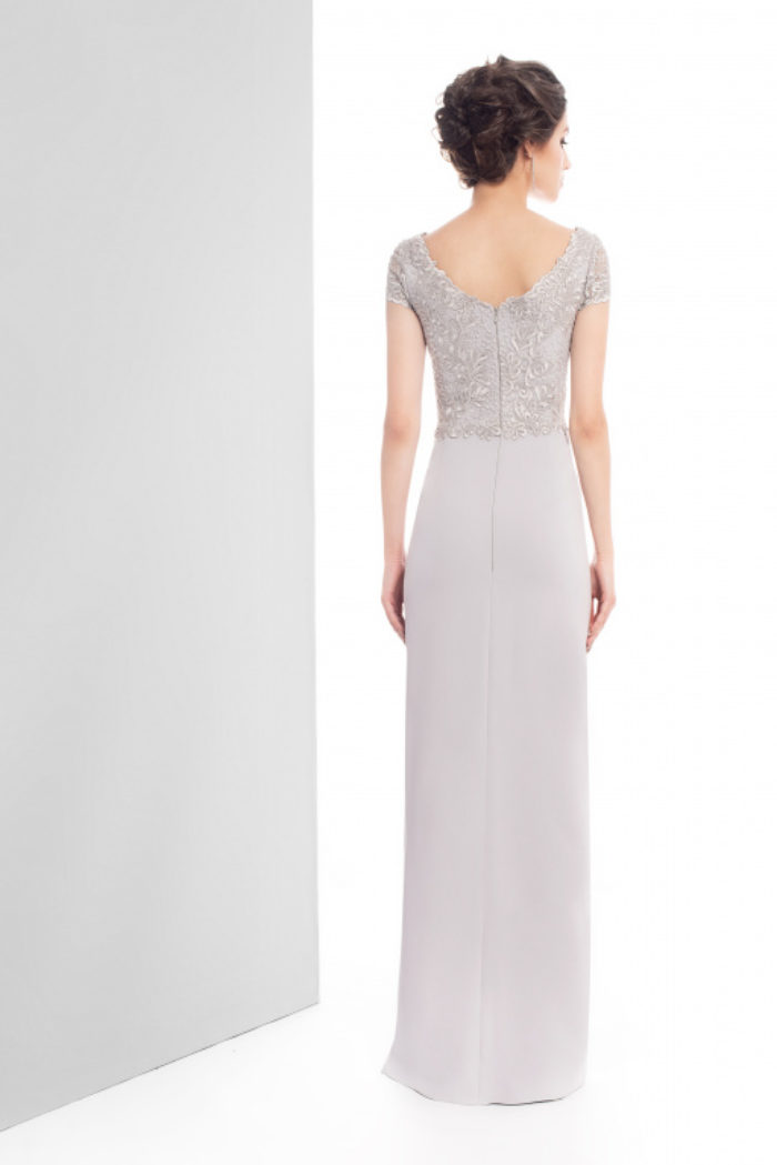 Sukienka weselna 39/2019 - Tył